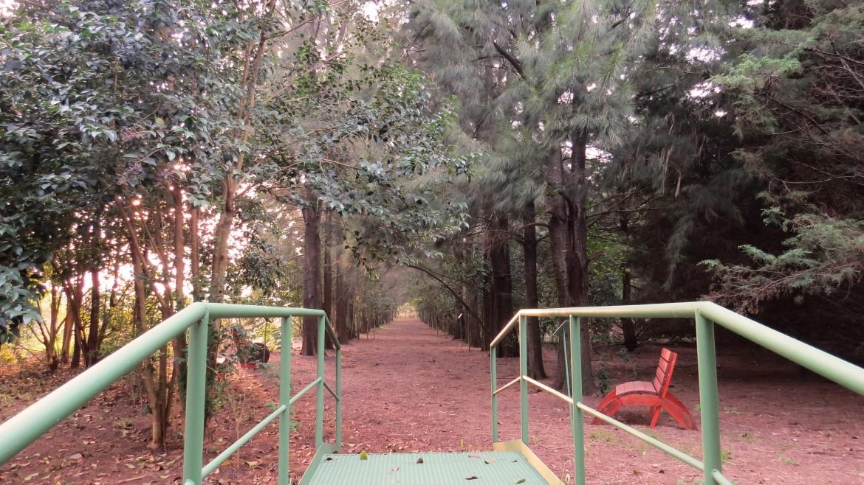 Ingreso al Área Natural Protegida en el Complejo Automotor de GM en Argentina