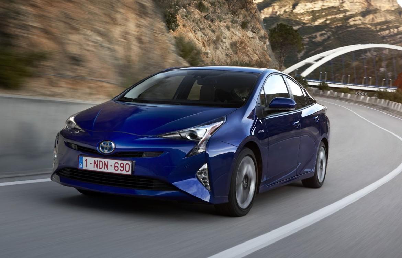 Autos Hibridos Llega El Nuevo Modelo Del Toyota Prius Revista Lima