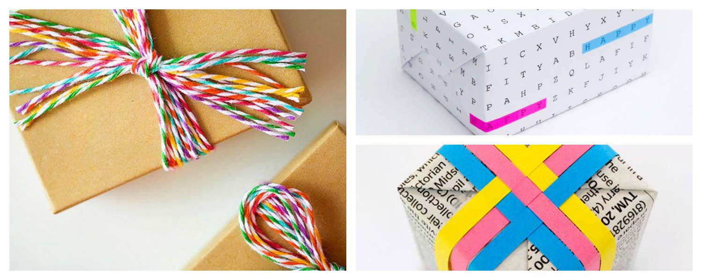 Envoltorios sustentables para tus regalos esta navidad - Ideas para regalos de navidad originales ...