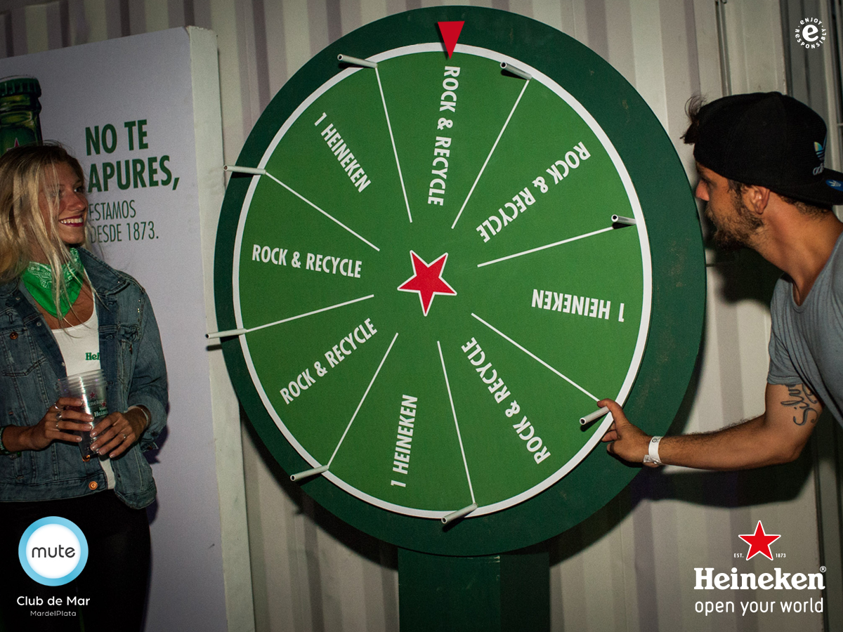 Cool Marketing - Heineken R&R - Mute 01
