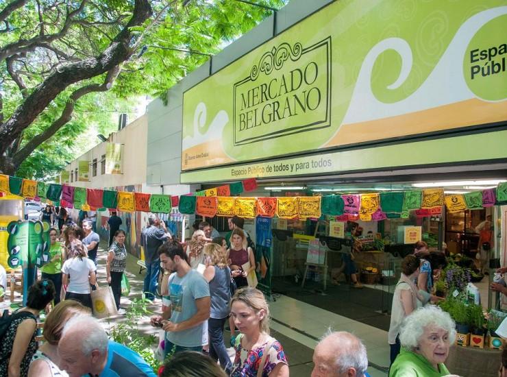 Mercado Sabe la Tierra Belgrano foto 4
