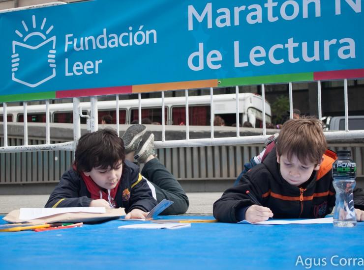 14a Maratón Nacional de Lectura - Fundación Leer 3 alta