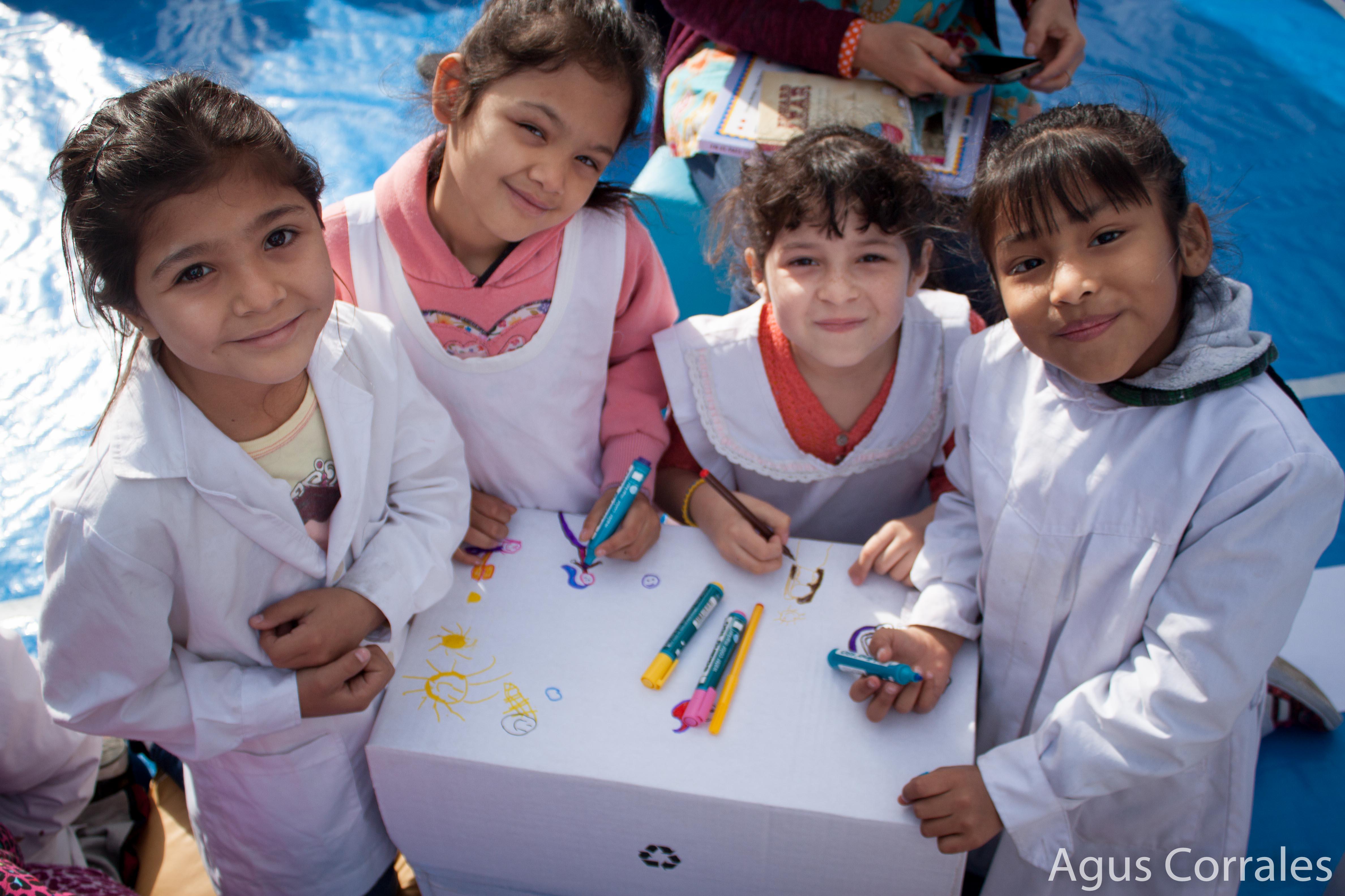 14a Maratón Nacional de Lectura - Fundación Leer 4 alta