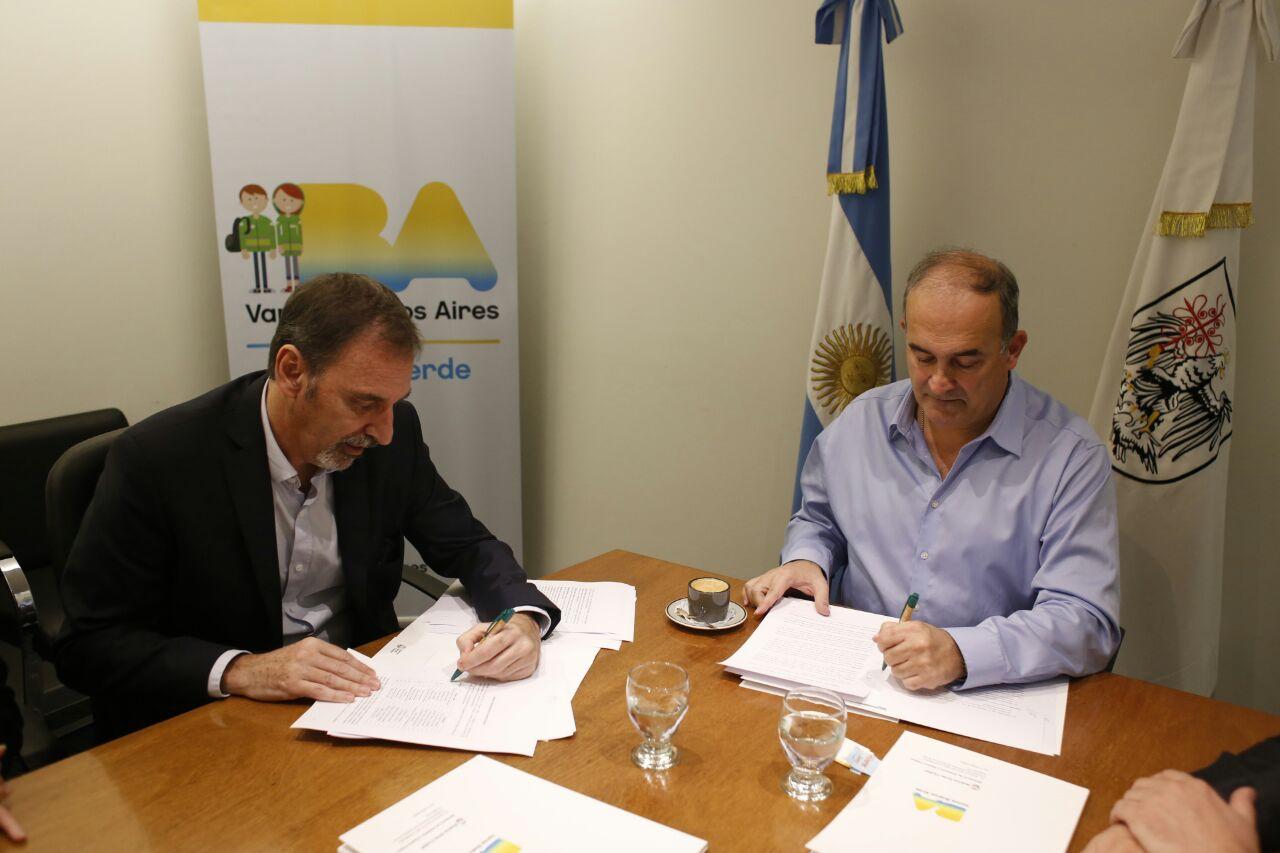 Acuerdo entre Unilever y el GCBA
