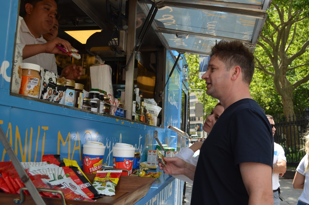 Foodtruck #TasteArgentina recorre NYC_01