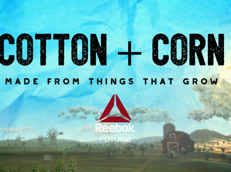 Reebok Cotton+Corn
