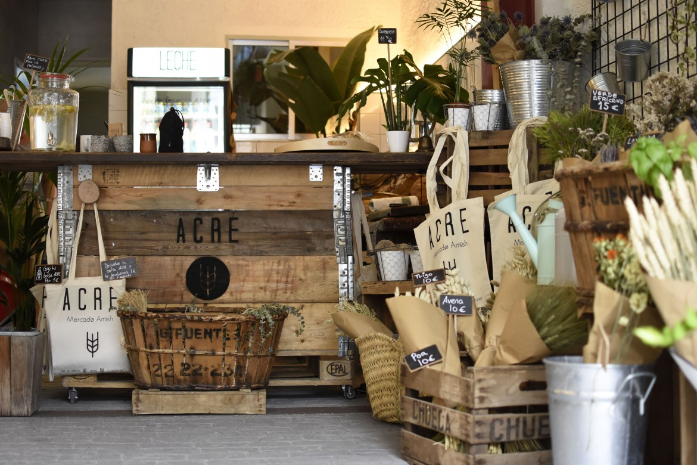 Acre un mercado de pueblo a granel y en madrid revista for Habitamos madrid