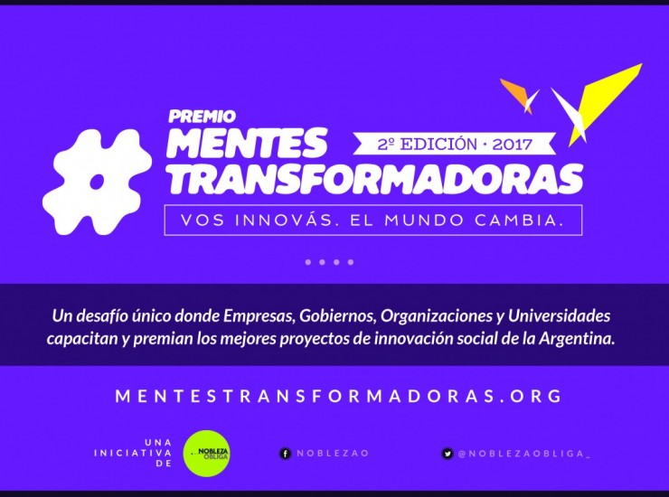 Institucional 2 - Mentes Transformadoras 2017