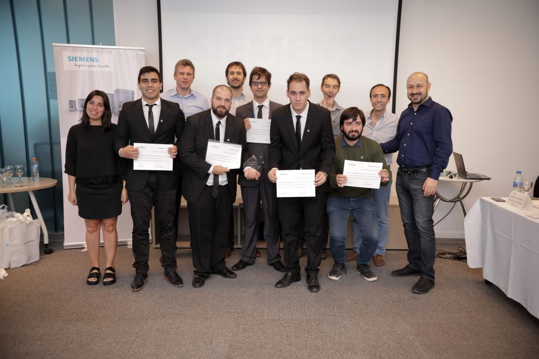 Ganadores del concurso Energy Management 4
