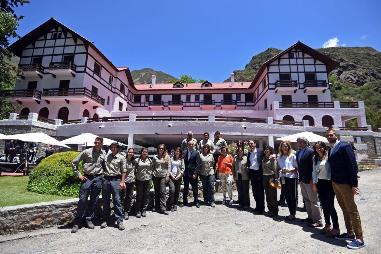 01 Hotel de Villavicencio - Puesta en valor 2017